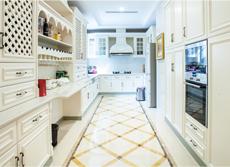 欧式装修厨房